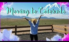 MOVING TO COLORADO!! Vlog #3