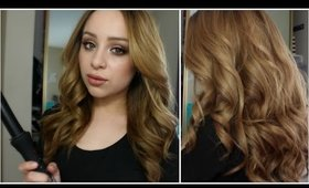 Big Curls How To - Loose & Natural Waves