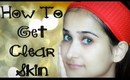 How To Get Clear Skin,Remove Acne (Home Remedy)