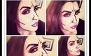 Comic Pop Art Maquillaje (comic make up) Halloween