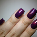 31 Day Challenge - Violet Nails - 06. DAY