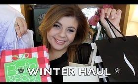 WINTER HAUL: Anthropologie + Ulta + Sephora + BBW | browslasheslips // maricelinwonder.com