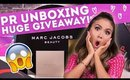 PR UNBOXING & HUGE GIVEAWAY | Maryam Maquillage