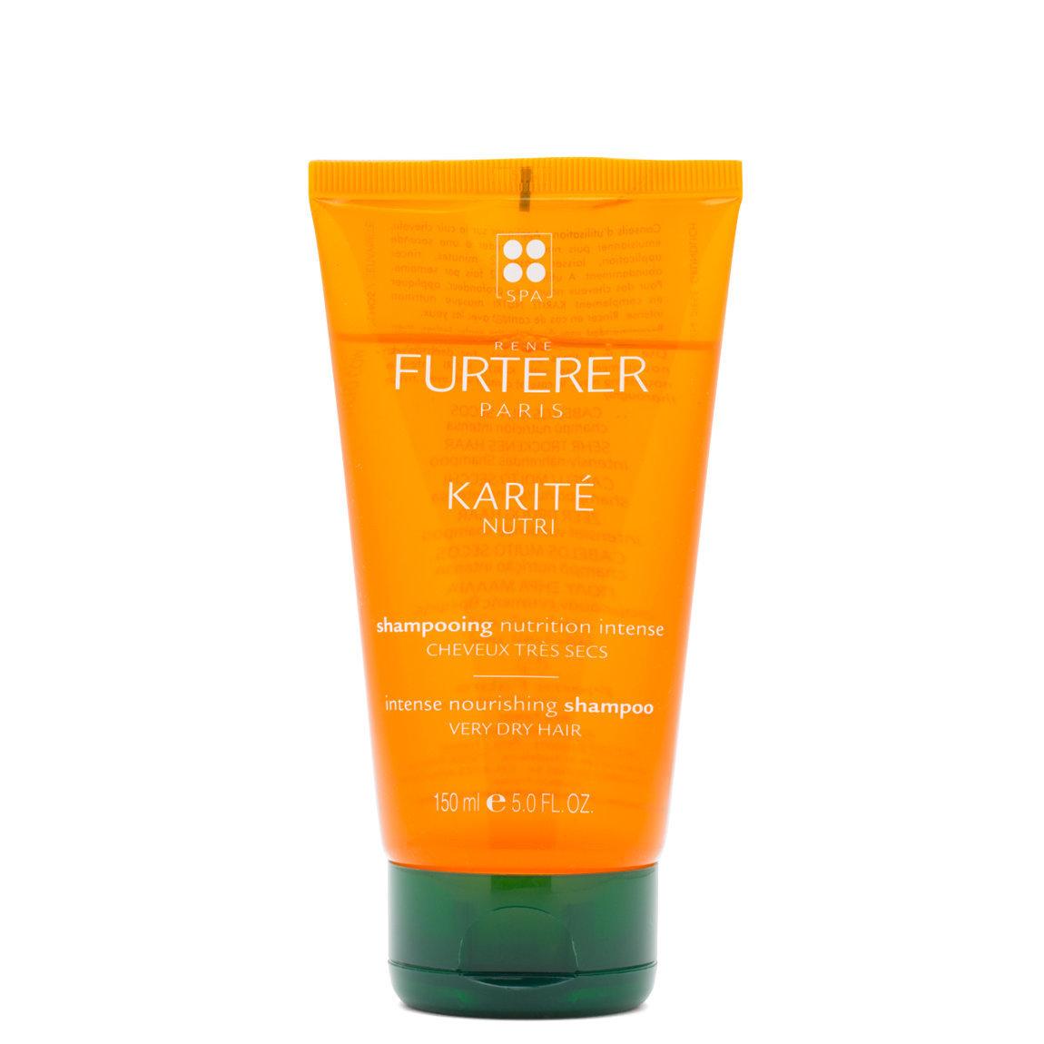 Rene Furterer Karite Nutri Intense Nourishing Shampoo product swatch.