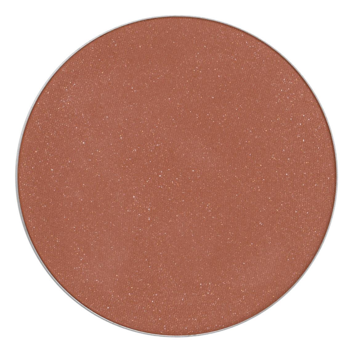 Inglot Cosmetics Freedom System AMC Bronzing Powder Round 72 product swatch.