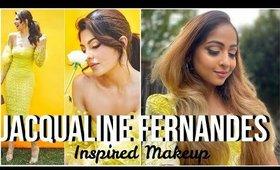 #JACQUALINEFERNANDES Inspired #Makeup | Cut Crease Eyemakeup | Stacey Castanha