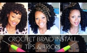 Before You Crochet Braid Watch This Video!!