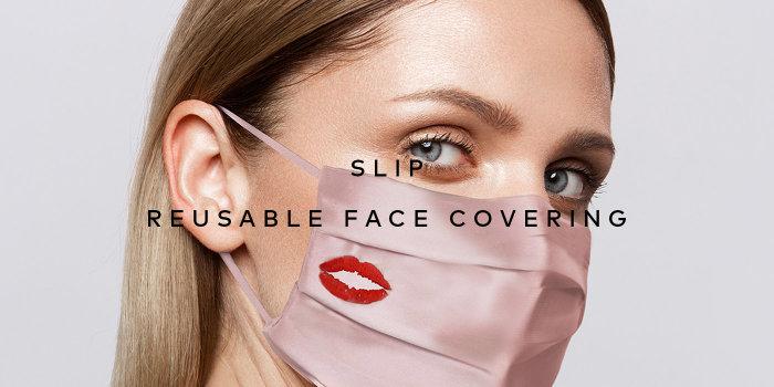 Shop SLIP's Reusable Face Coverings on Beautylish.com