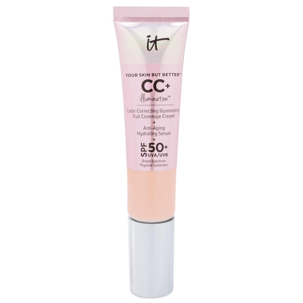 IT Cosmetics  Your Skin But Better CC+ Illumination with SPF 50+ Fair Light