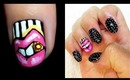 Spiked Nails (Caviar/Micro Beads) with Attitude