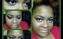 Sultry Christmas Makeup Tutorial