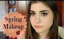 Peachy Spring Makeup Tutorial | 2014