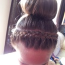 Party hair :)