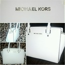 MK bag from my love.