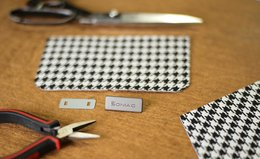 Behind the Scenes: Sonia G.'s Houndstooth Collection