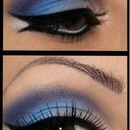 This is not me...but I love this makeup