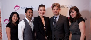 The Beautylish team at our NYC event