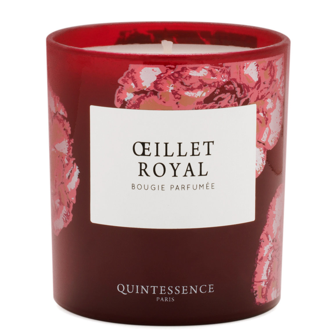 Quintessence Paris Oeillet Royal product smear.
