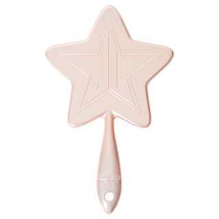 Star Mirror Iridescent Light Pink