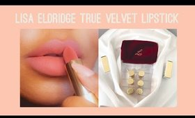 Lisa Eldridge True Velvet Lipstick Swatches