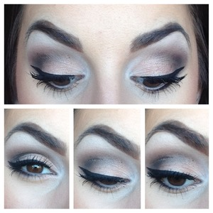 Using Anastasia I Want You to Want Me Palette