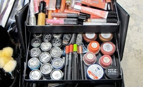 Makeup Artist Must Haves