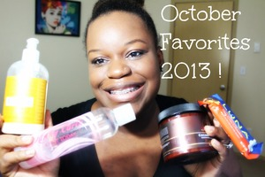 Here's my October Faves with some random favorites, like Luna Bars ! Check out my video by clicking the link here: http://www.youtube.com/watch?v=roTI_C2PdAA&feature=c4-overview&list=UUzNjqvYyNKAwS_B6G4sofWA