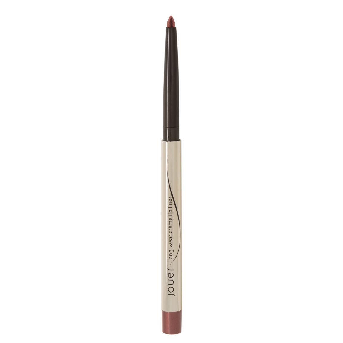Jouer Cosmetics Long-Wear Crème Lip-Liner Clove Shimmer