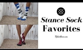 My Favorite Stance Socks | The Uncommon Thread
