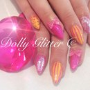 Candy nails...