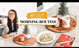 Cozy Morning Routine 2019   Reset & Reflect