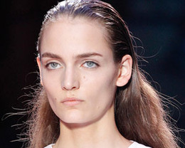 Giambattista Valli Makeup, Paris Fashion Week S/S 2012