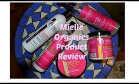 Mielle Organics Review