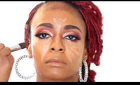 TOOLS to create this AWESOME LOOK! CUT CREASE/FLAWLESS FOUNDATION|darbiedaymua