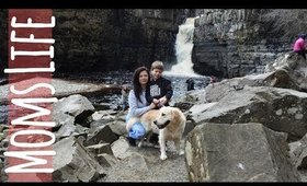 We Went To See A Waterfall - MOM LIFE | Danielle Scott