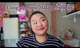 Full Face of Makeup Samples! | Amy Yang