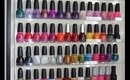 2013 Updated Nail Polish Collection