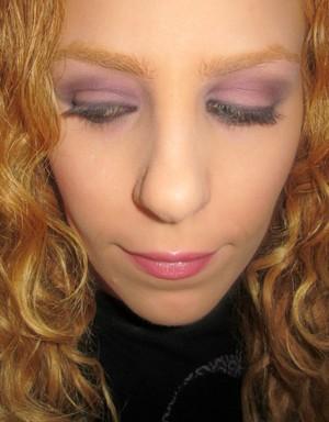 purple smokey