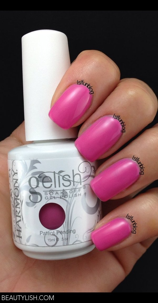 Gelish Playin It Cool Let S Go To The Hop Lyubomira L S Photo Beautylish