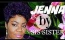 Jenna by SIS SISTER WIG | PURPLE MOHAWK