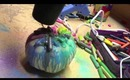 DIY- Crayon Melting on Pumpkins