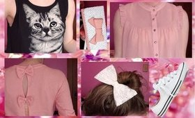 My First Clothing and Makeup  Haul! - Forever21 JCP Target Converse Claire's
