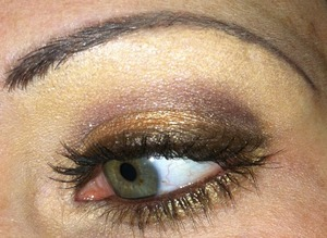 The say hello palette eotd