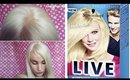 How I Do My Roots At Home   Schwarzkopf Live xxl Max Blonde