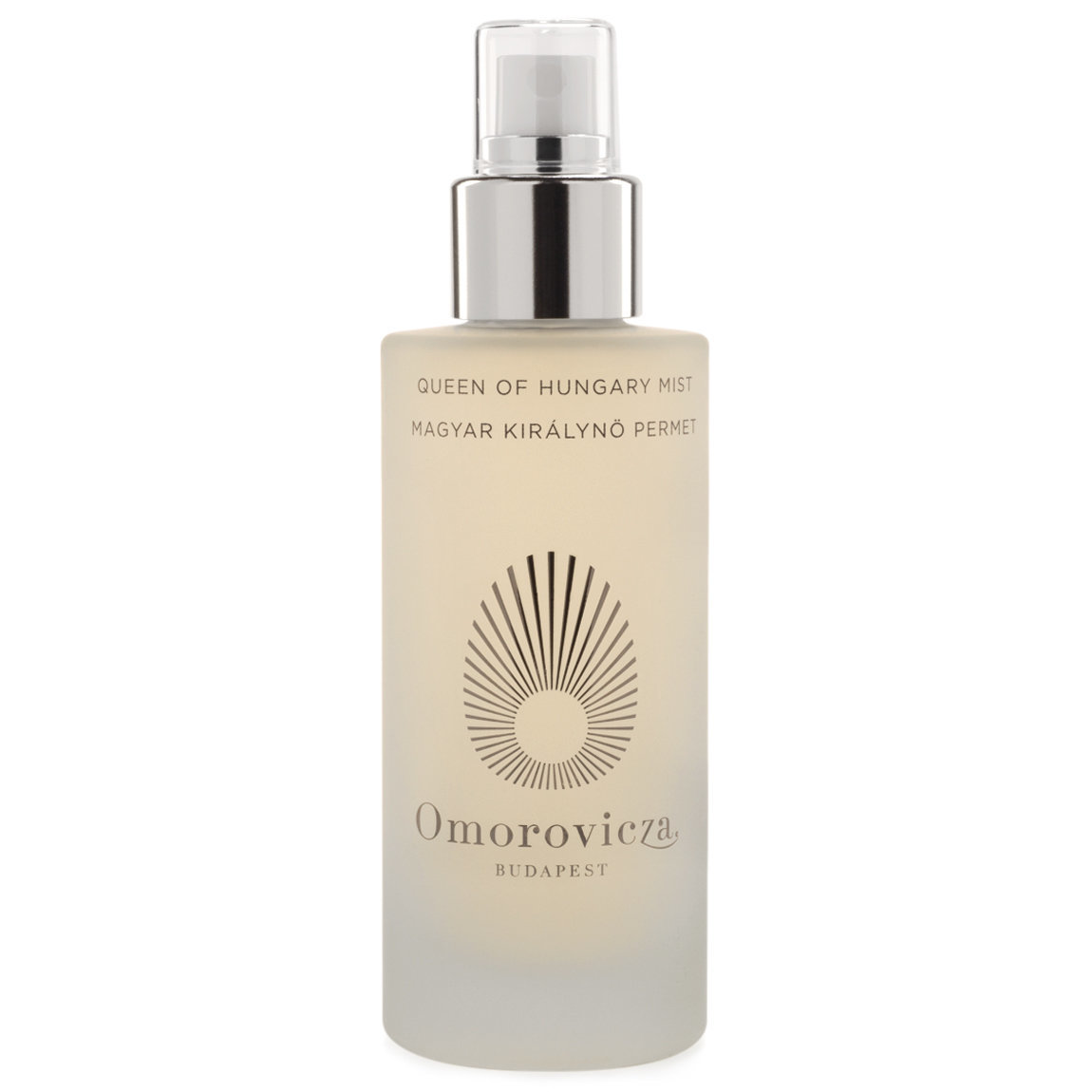 Omorovicza Queen of Hungary Mist 100 ml product smear.