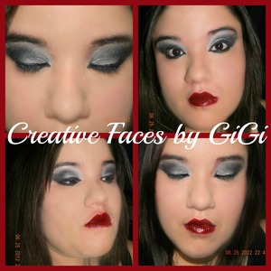 for those you who love extremely dark Gothic type of looks