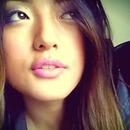 Purple Haze with Pink Lips