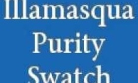 Illamasqua Purity Swatch