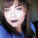 Black Lips For Halloween