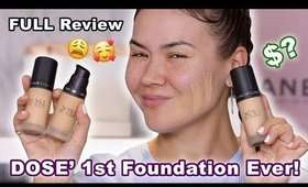 DOSE OF COLORS MEET YOUR HUE FOUNDATION REVIEW | Maryam Maquillage